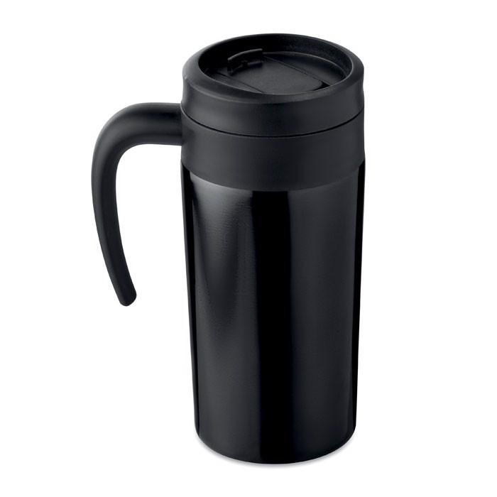 Small travel cup 340 ml Falun Kopp - Black