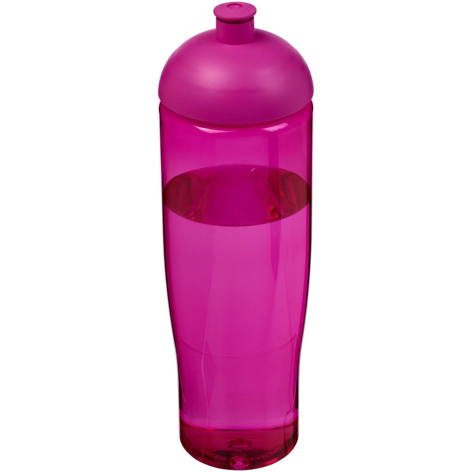 H2O Tempo® 700 ml dome lid sport bottle - Magenta