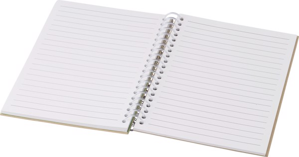 Stonepaper notebook - Red