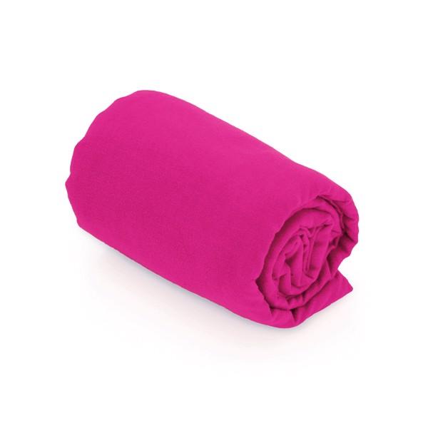 Absorbent Towel Yarg - Fuchsia