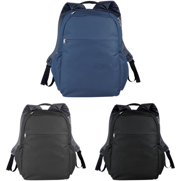 "Slim 15"" laptop backpack - Navy"