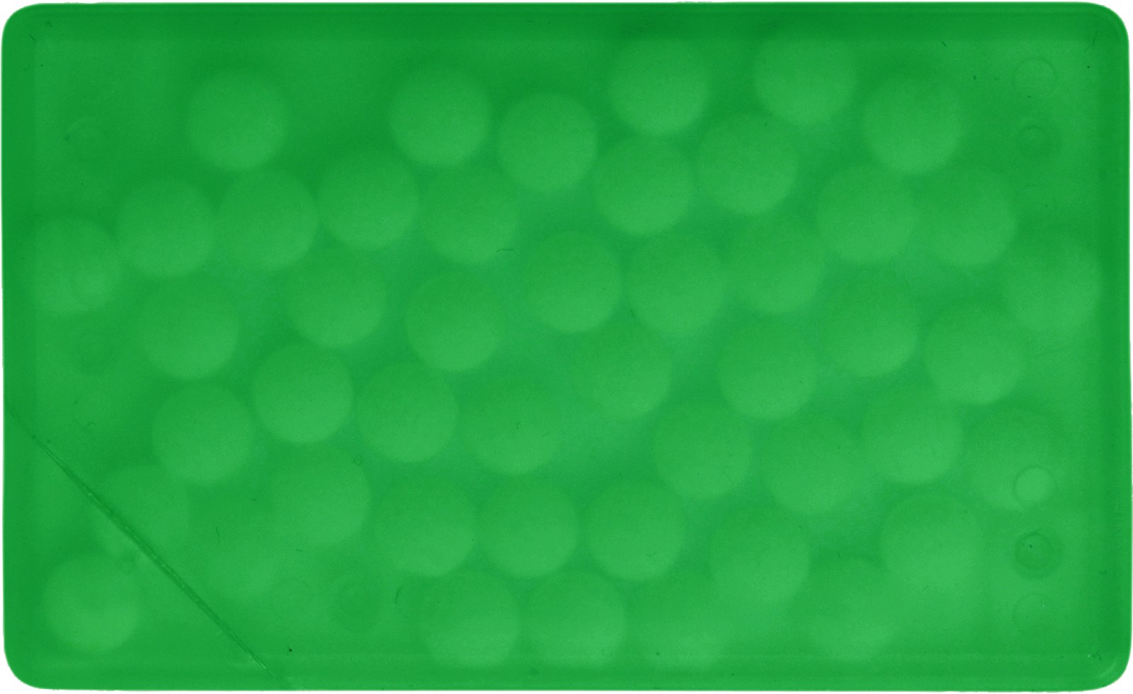 PP case with mints - Light Green