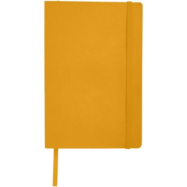 Classic A5 Soft Cover Notizbuch - Gelb