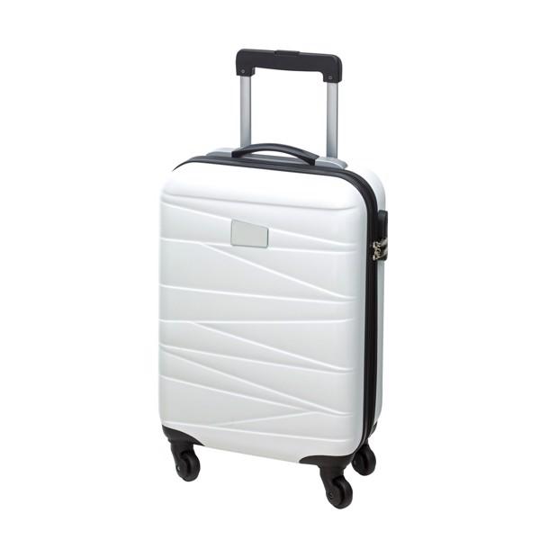 Kufr Na Kolečkách Padua / Bílá