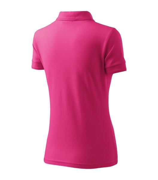 Polo Shirt women's Malfini Pique Polo - Magenta / S