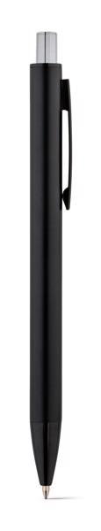 JOAN. Hliníkové kuličkové pero - Stříbrná