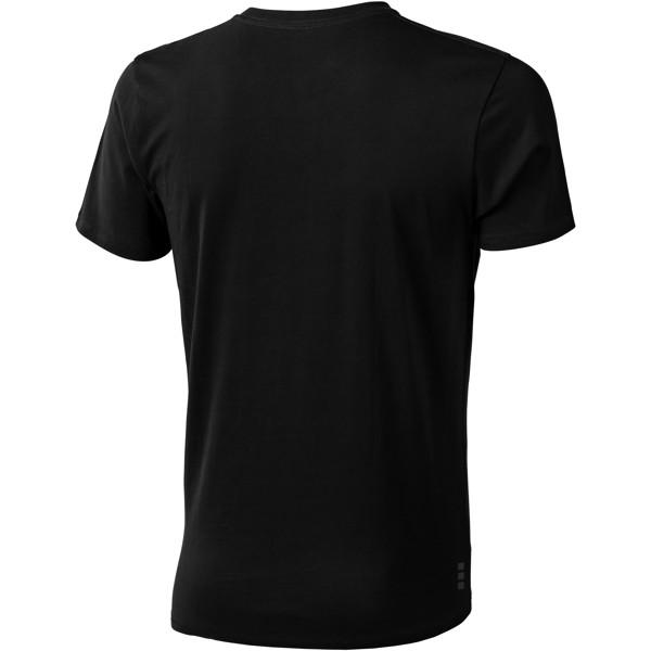 Nanaimo short sleeve men's t-shirt - Solid Black / S
