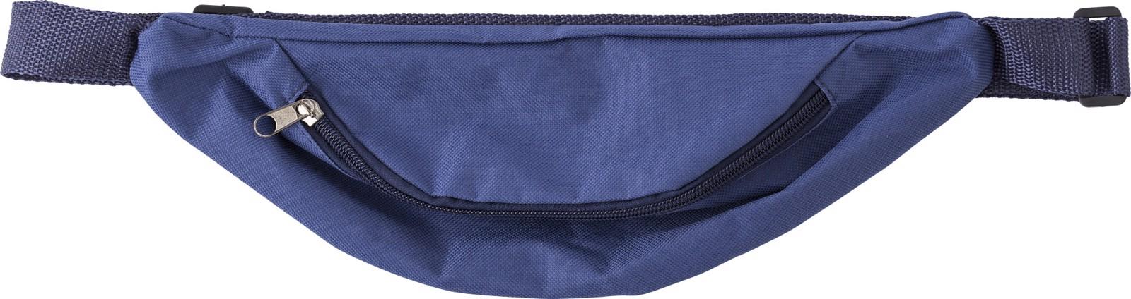 Oxford fabric waist bag - Cobalt Blue