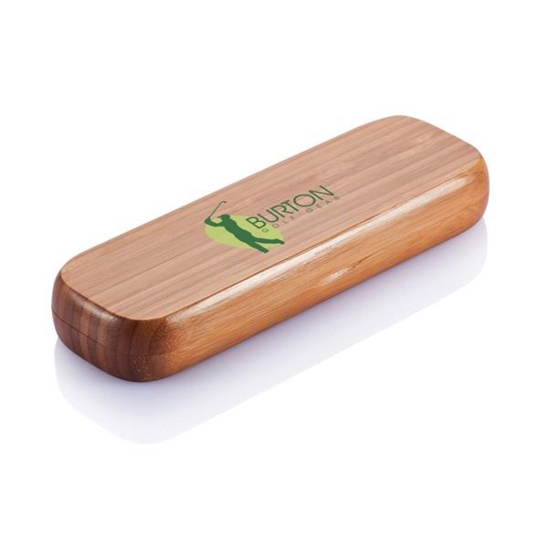 Bambusové pero vkrabičce