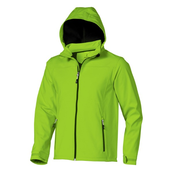 Langley softshell jacket - Apple green / XS