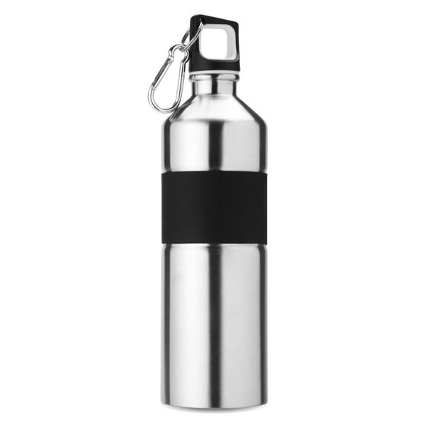 Bicolour drinking bottle Tenere - Matt Silver