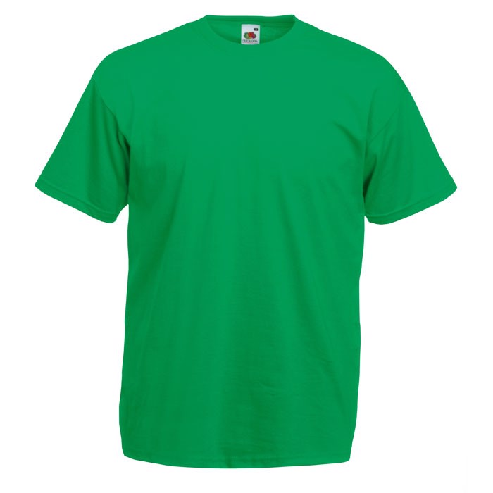 T-shirt 165 g/m² Value Weight T-Shirt 61-036-0 - Kelly Green / S