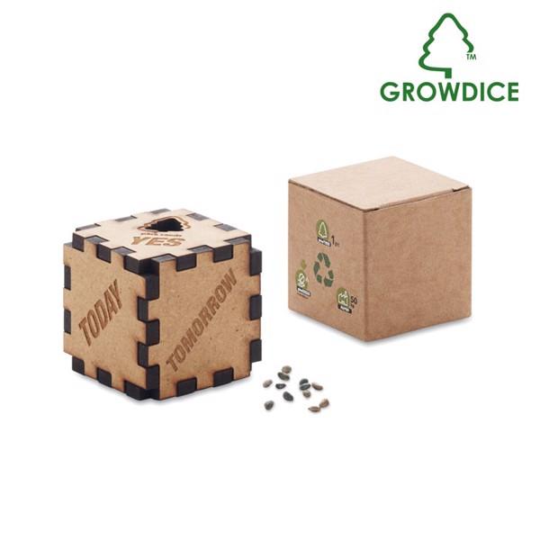 Pine tree dice Growdice™