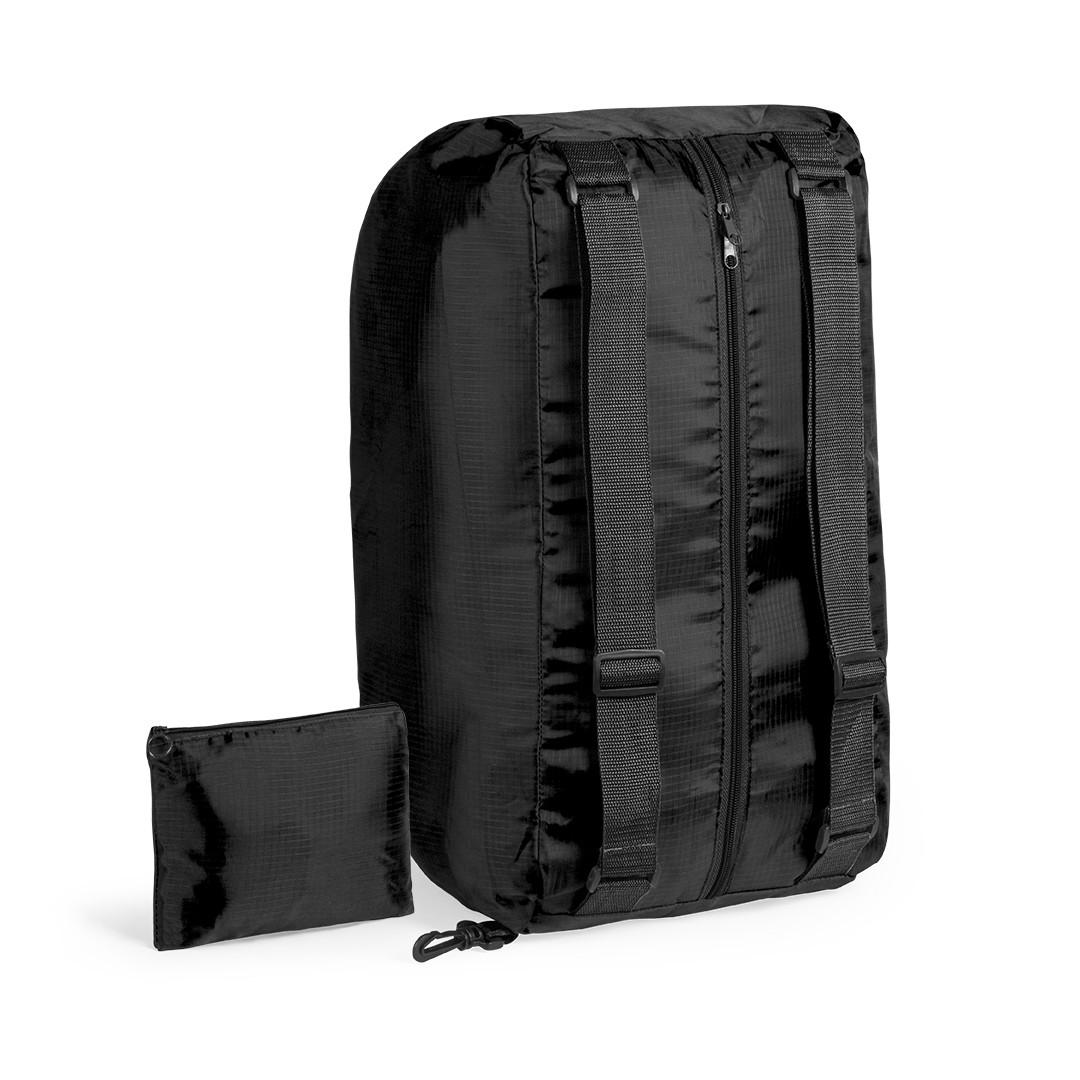 Backpack Bag Ribuk - Black