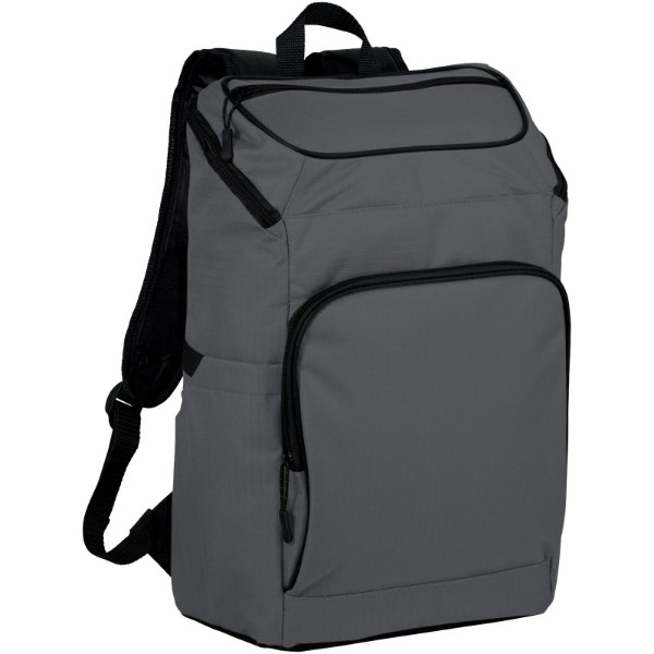 "Manchester 15.6"" laptop backpack - Grey"