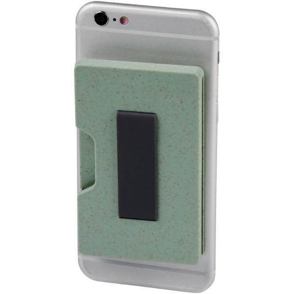 Grass RFID pouzdra na více karet - Mátově Zelená