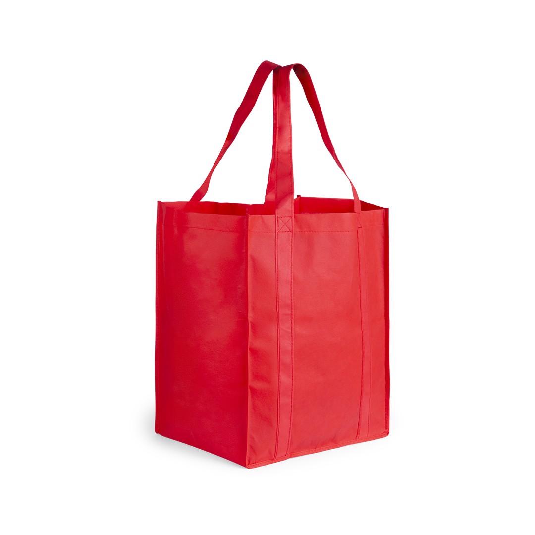 Bolsa Shop Xl - Rojo
