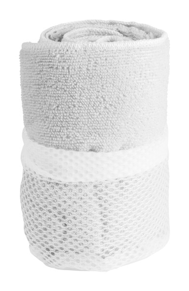 Towel Gymnasio - White