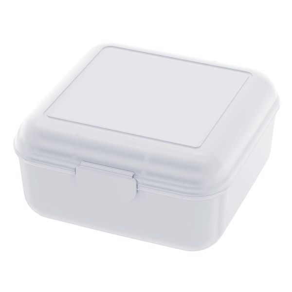 "Storage Jar ""Cube"" Deluxe - White"
