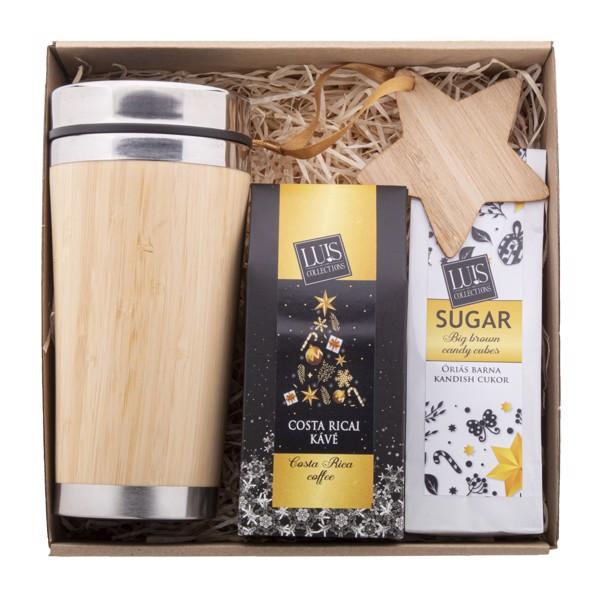 Coffee Gift Set Brunca - Natural