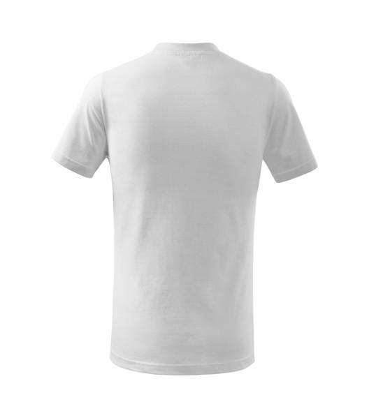 Tričko dětské Malfini Basic Free - Bílá / 110 cm/4 roky