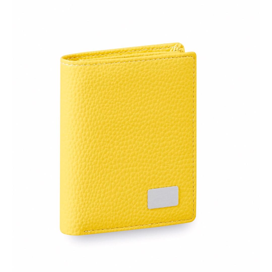 Carteira Lanto - Amarelo