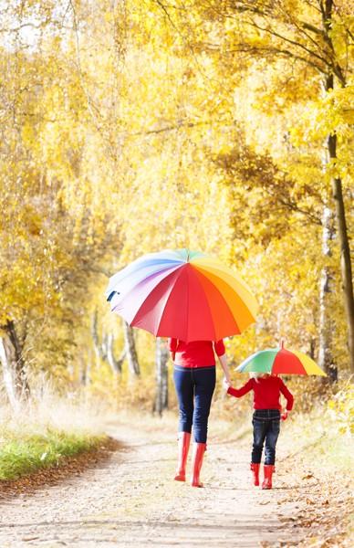 Umbrelă Pentru Copii Espinete - Multicolor