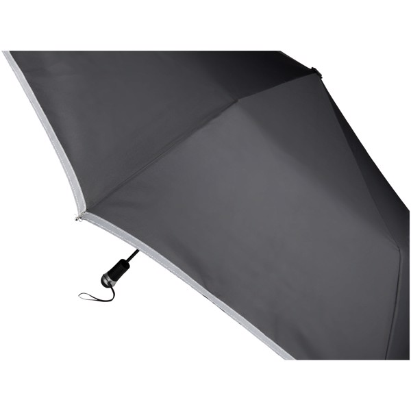 """27"""" skládací deštník Luminous s automatickým otvíráním/skládáníma s LED světlem"""