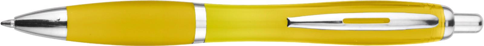 ABS ballpen - Yellow