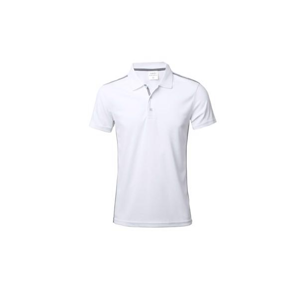 Polo Tecnic Barclex - Blanc / XXL