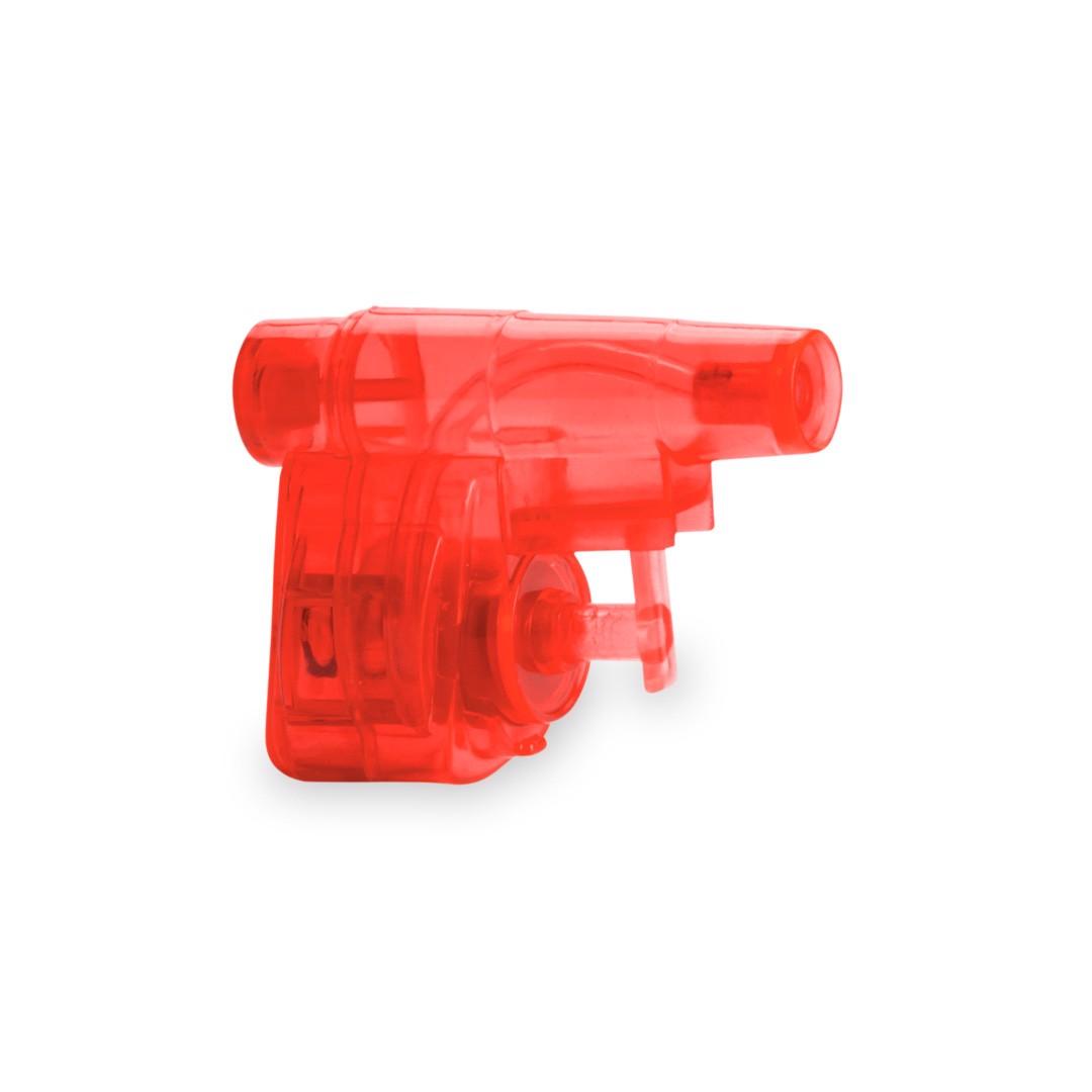 Pistola Agua Bonney - Rojo