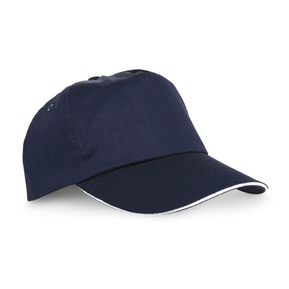 CLAIRE. Καπέλο σάντουιτς - Ναυτικό Μπλε