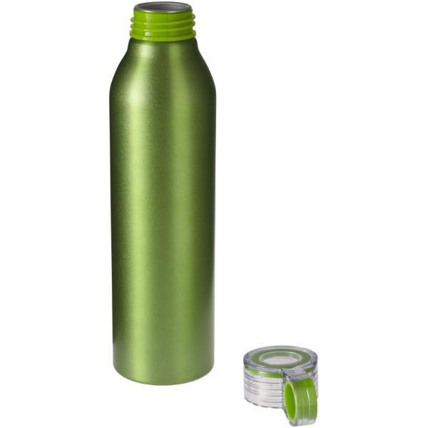 Hliníková sportovní láhev Grom - Limetka
