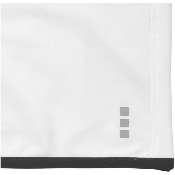 Mani power fleece full zip ladies jacket - White / S
