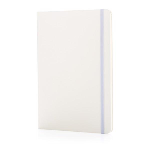 Základní skicák A5 s pevnými deskami - Bílá