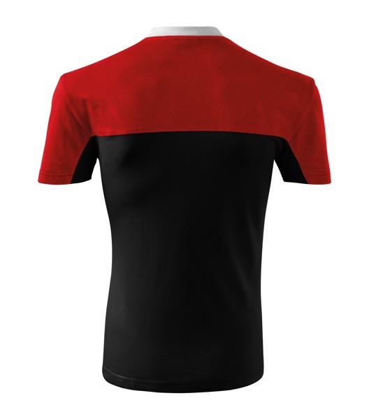 Tričko unisex Malfini Colormix - Černá / S