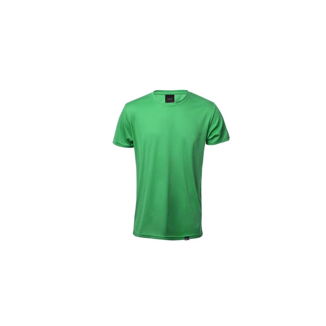T-Shirt Adulto Tecnic Markus - Verde / XXL