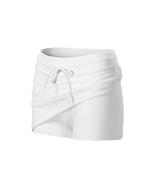 Skirt Ladies Malfini Two in one - White / M