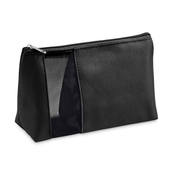 ANNIE. Cosmetic bag - Black