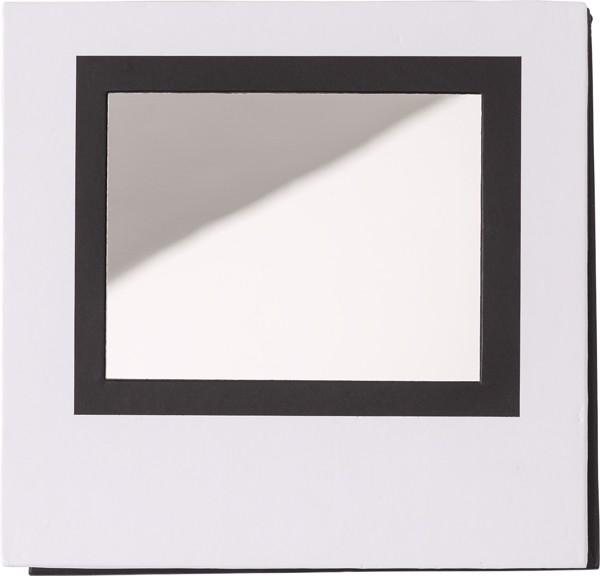 Paper memo block - White