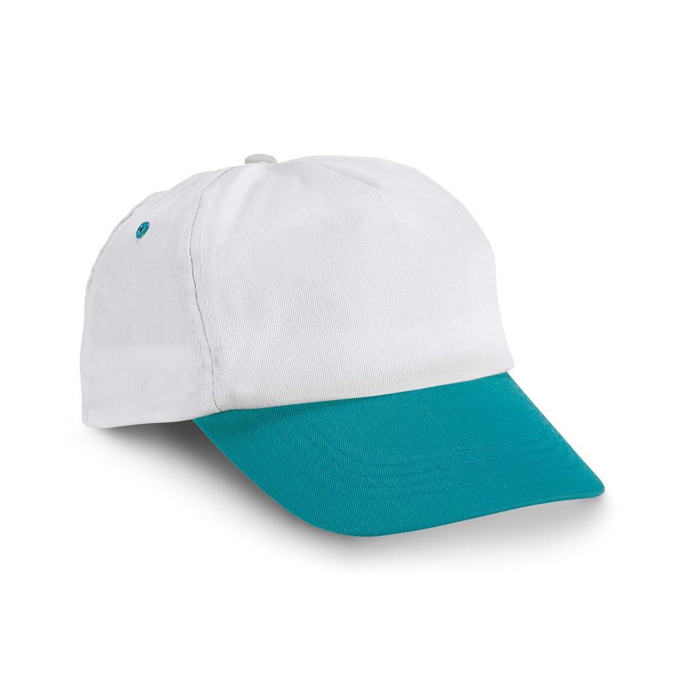 STEFANO. Καπέλο - Γαλάζιο