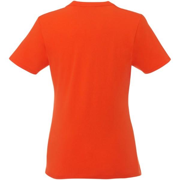Heros short sleeve women's t-shirt - Orange / XL