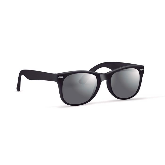 Okulary przeciwsłoneczne America - czarny