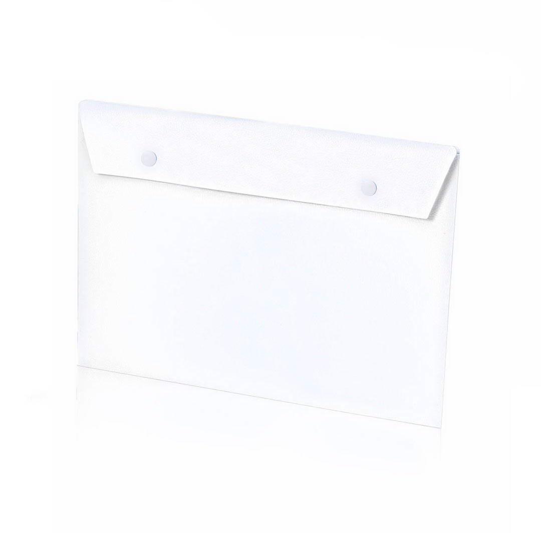 Document Bag Alice - White