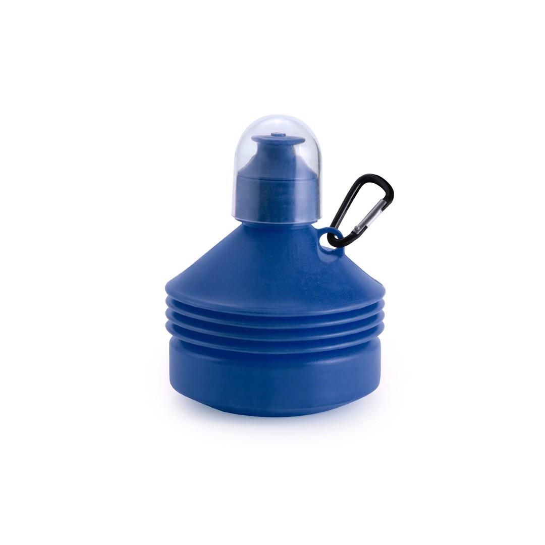 Foldable Bottle Luns - Blue