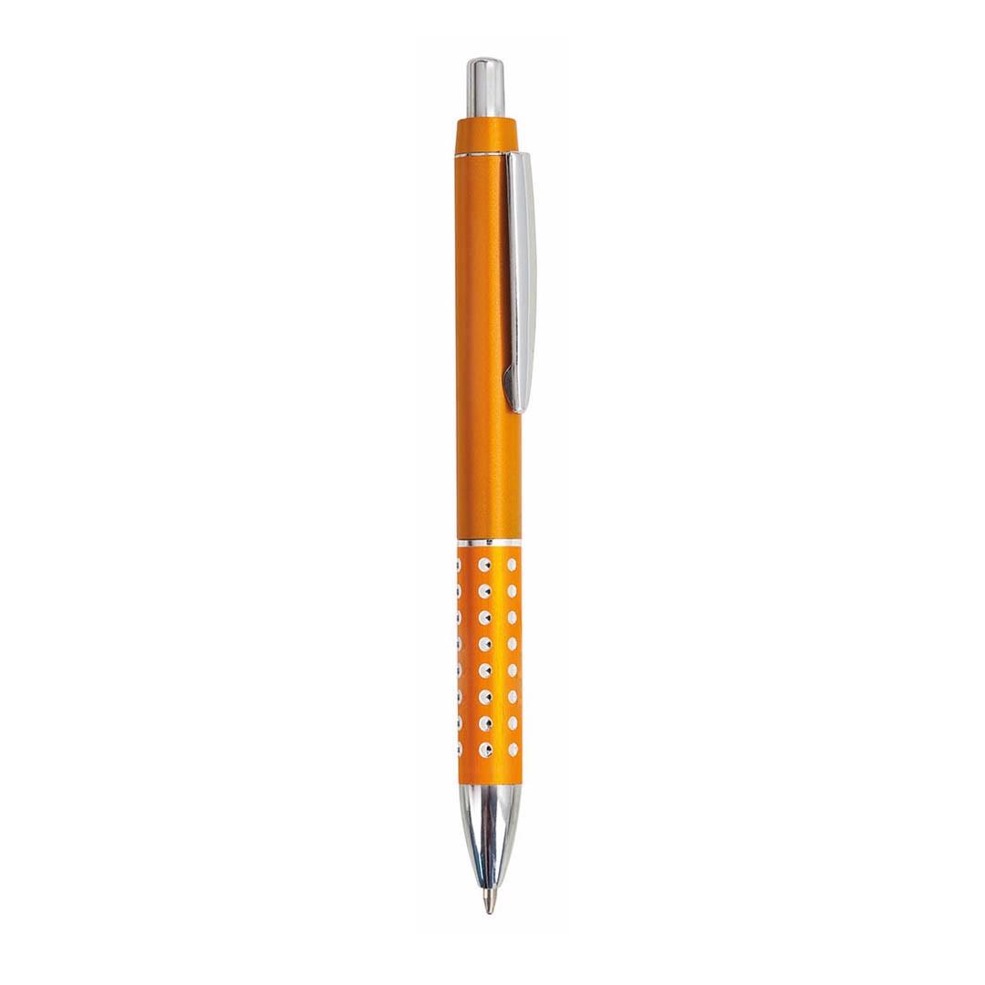 Bolígrafo Olimpia - Naranja