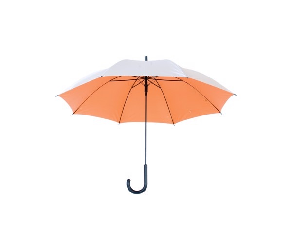 Umbrella Cardin - Orange / Silver