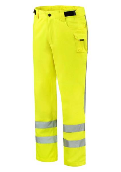 Pracovní kalhoty unisex Tricorp RWS Work Pants - Fluorescenční Žlutá / 48