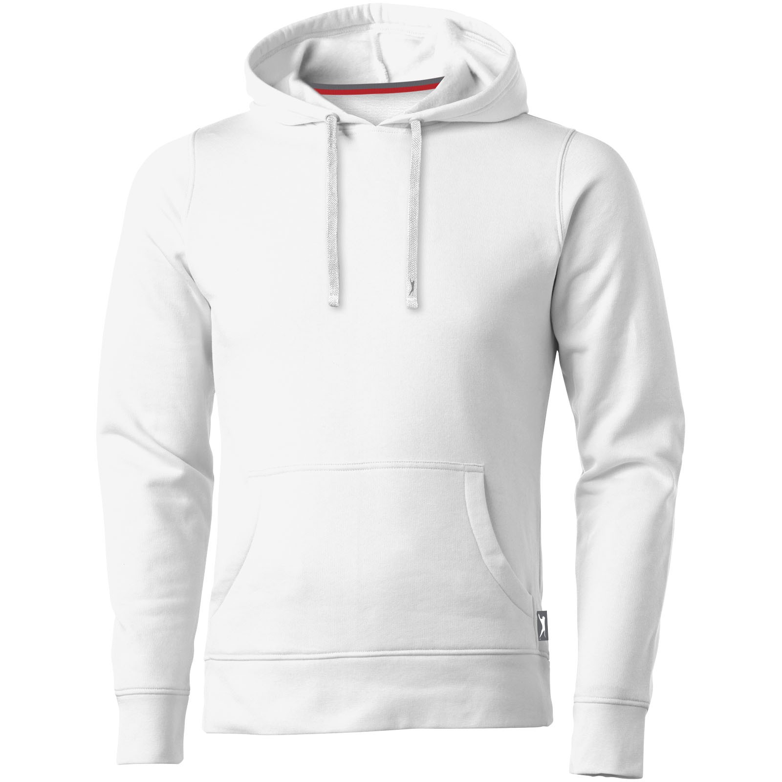 Alley hooded sweater - White / S