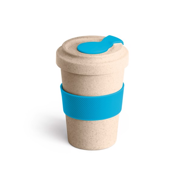 CANNA. Travel cup 500 ml - Light Blue